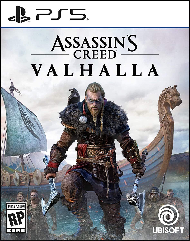 Assassin's Creed Valhalla PlayStation 5 EDICION Standard