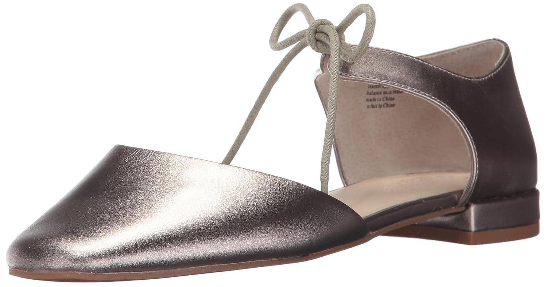 Seychelles Women's Prospect Pointed Toe Flat B01N4C09FJ 7.5 B(M) US|Pewter