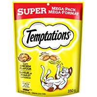 Temptations Treats for Cats - Chicken - 350g