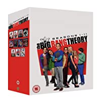 Big Bang Theory Season 1-11 [DVD] [2018]