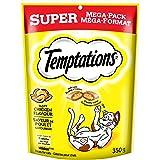 TEMPTATIONS Cat Treats, Tasty Chicken Flavour, 350g