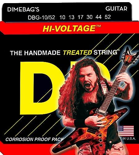 DR Strings Electric Guitar Strings, Dimebag Darrell Signature