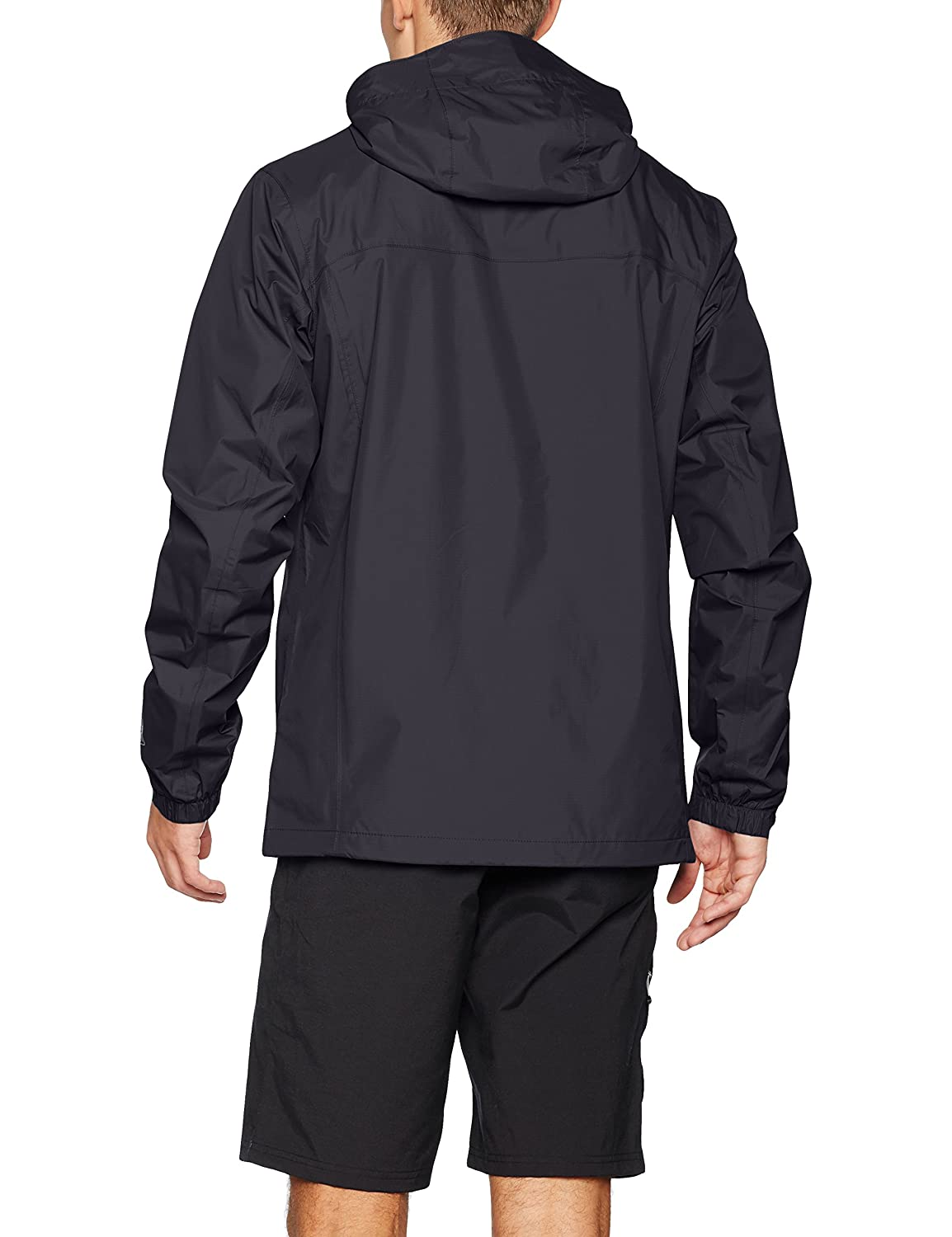 Amazon.com : Columbia Mens Pouring Adventure II Jacket Black ...