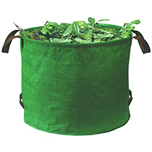"Bosmere G520 4.3 Cubic Feet 23""x 18"" Poly Yard Waste Bag"