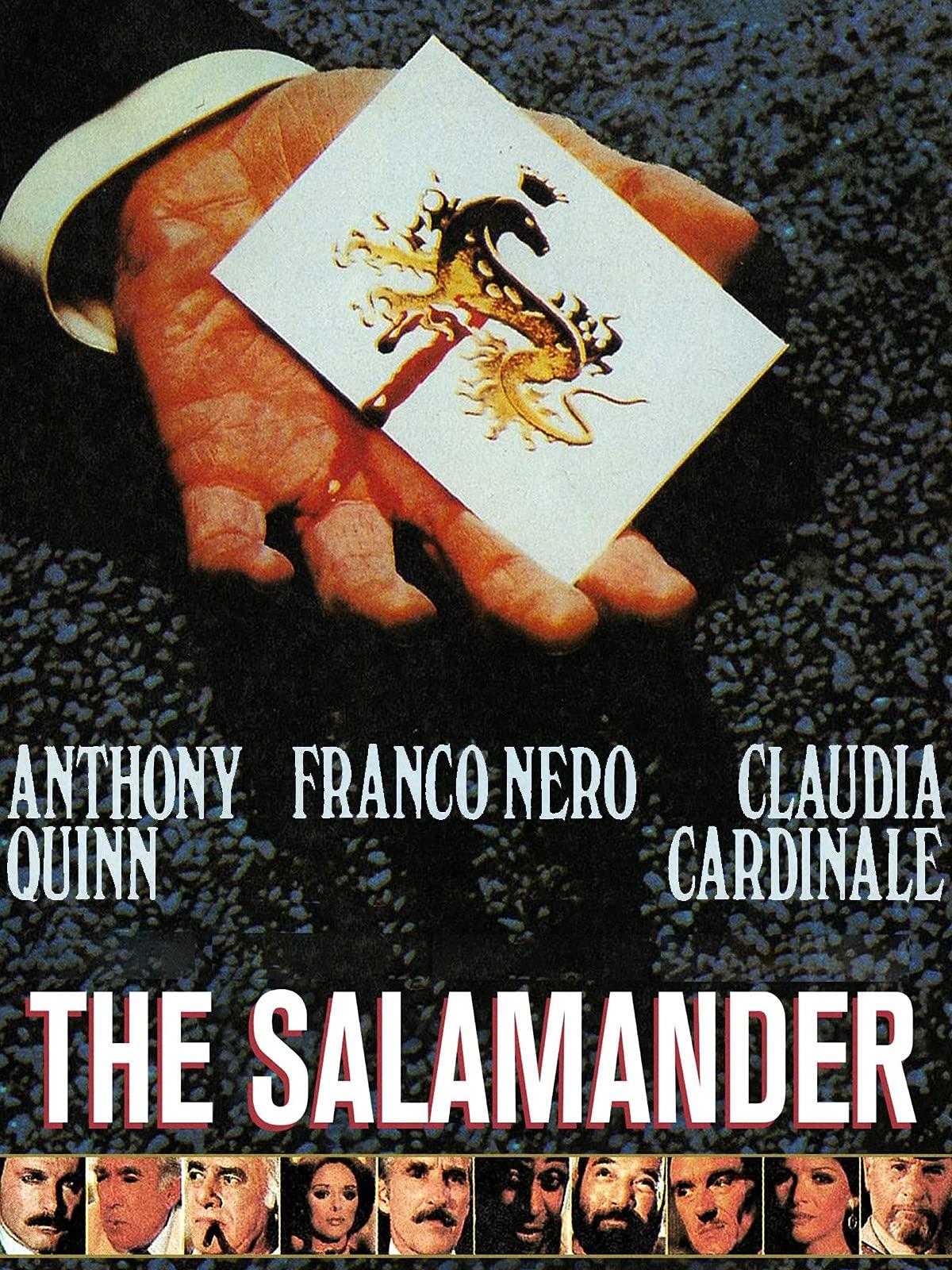 The Salamander on Amazon Prime Video UK