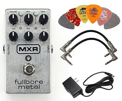 Amazon.com: MXR M116 Fullbore Metal Pedal de distorsión ...