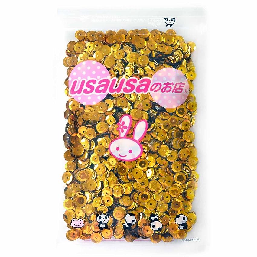 同時課す連帯usausaのお店 カラフル小さい花形のスパンコール AB カラー (約3mm、穴なし) 約40g (B381)