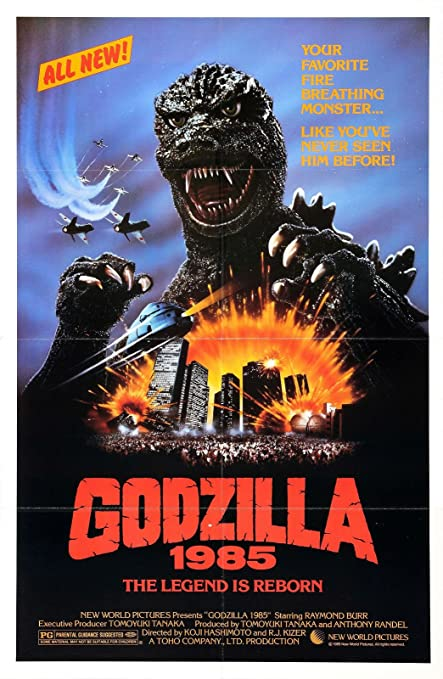 Image result for return of godzilla