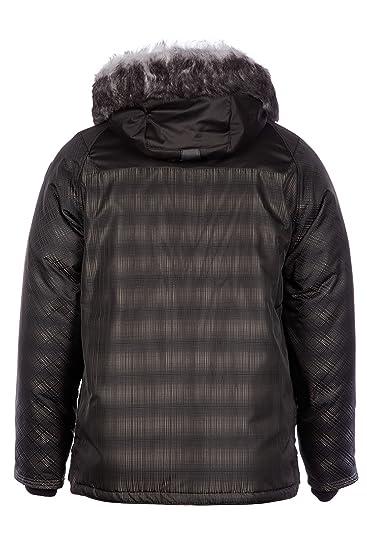 Moncler W cazadoras chaqueta de hombre plumíferos nuevo fur hodag gris EU 48 (UK 38) 41382 25 57377 915: Amazon.es: Ropa y accesorios