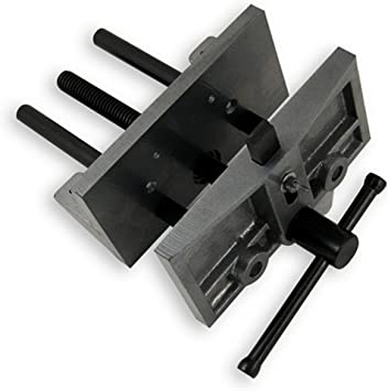 """Woodworking Vise Grip menuiserie outils Work Bench Clamp Mounts 6-1//2/"""" Workbench"""