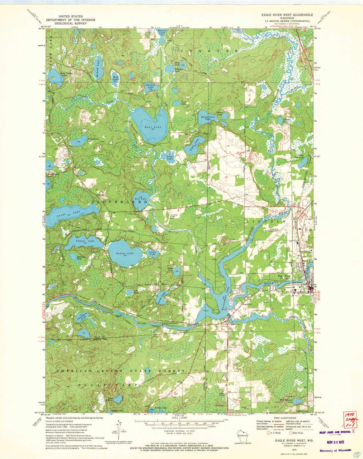 Amazon.com : YellowMaps Eagle River West WI topo map, 1 ... on knik river map, fennimore map, snake river map, chippewa falls map, white river map, kenai map, silver river map, town of eagle wi map, isle royale national park map, wild eagle lodge map, city of racine map, mississippi river map, eagle alaska map, superior map, upper peninsula of michigan map, black river falls map, iron river michigan map, wisconsin river system map, rice lake map, manitowish waters chain of lakes map,