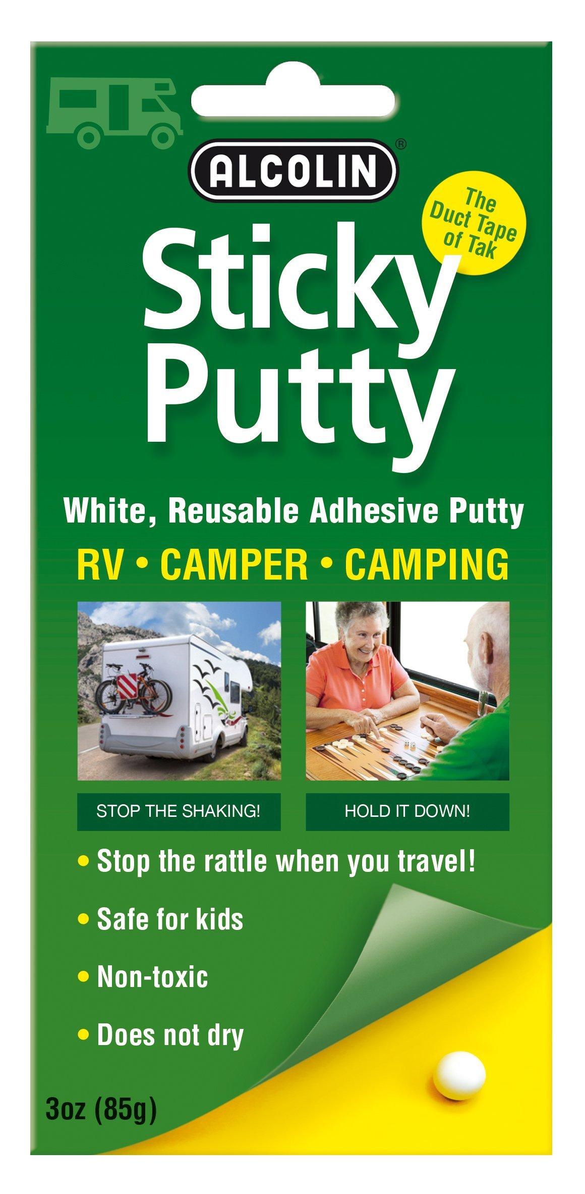 STICKY PUTTY RV CAMPER, 24 Pack