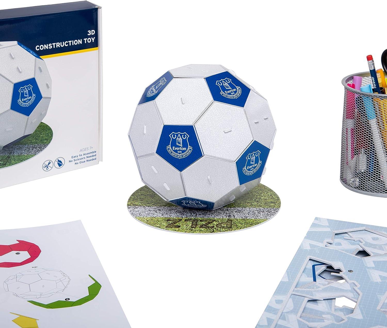 FOCO PZLZ Football Team 3D Football Building Kit
