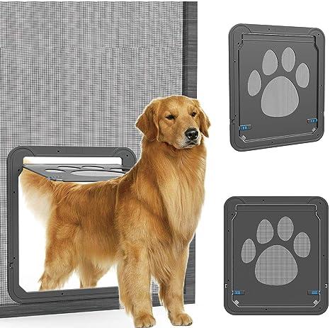 Pantalla de la ventana de la mascota Pantalla de la puerta del perro para gatos Perros,