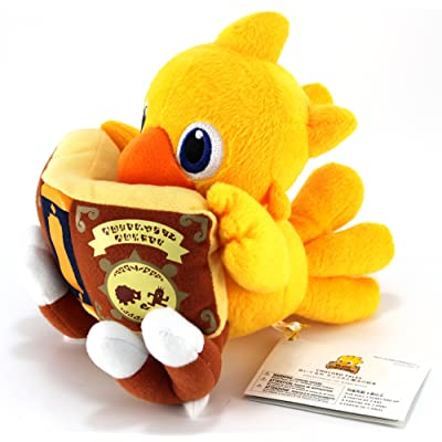 Square Enix Final Fantasy Chocobo Tales Plush: Toys & Games