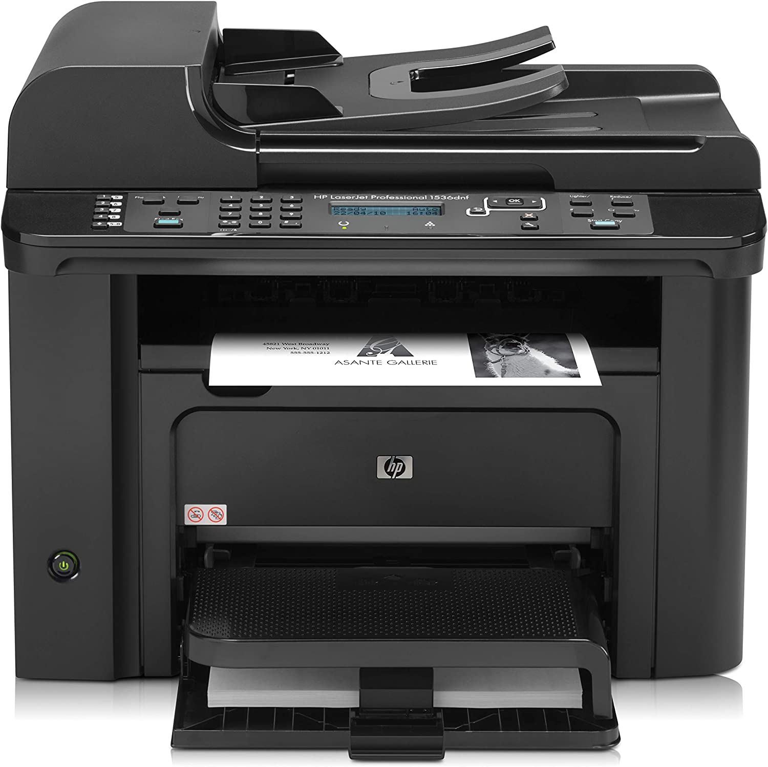 Hewlett Packard Laserjet Pro M1536DNf Multifunction Printer (CE538A)