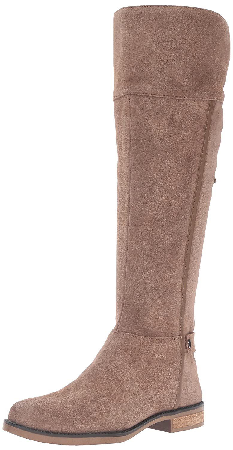 Franco Sarto Women's Christine Knee High Boot B01G8VJFBY 6 B(M) US|Mushroom