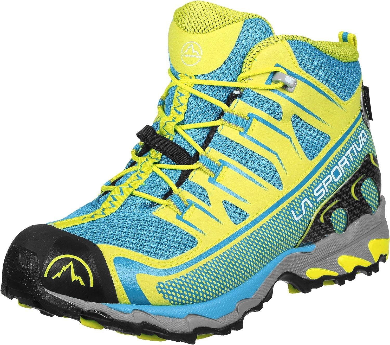 La Sportiva Unisex-Kinder Falkon GTX 27-35 Trekking-& blau Wanderhalbschuhe, blau Trekking-& d3cfb5