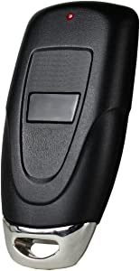 Skylink MK-318-1 1-Button Control Garage Door Opener Remote, Black