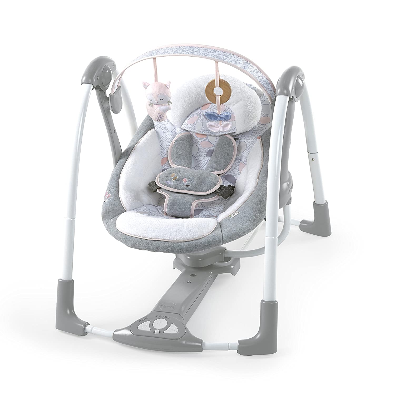 Ingenuity, Baby Schauzel Tragbar Swing and Go - Boutique Collection - Arabella Kids II Europe B.V. 10287-2