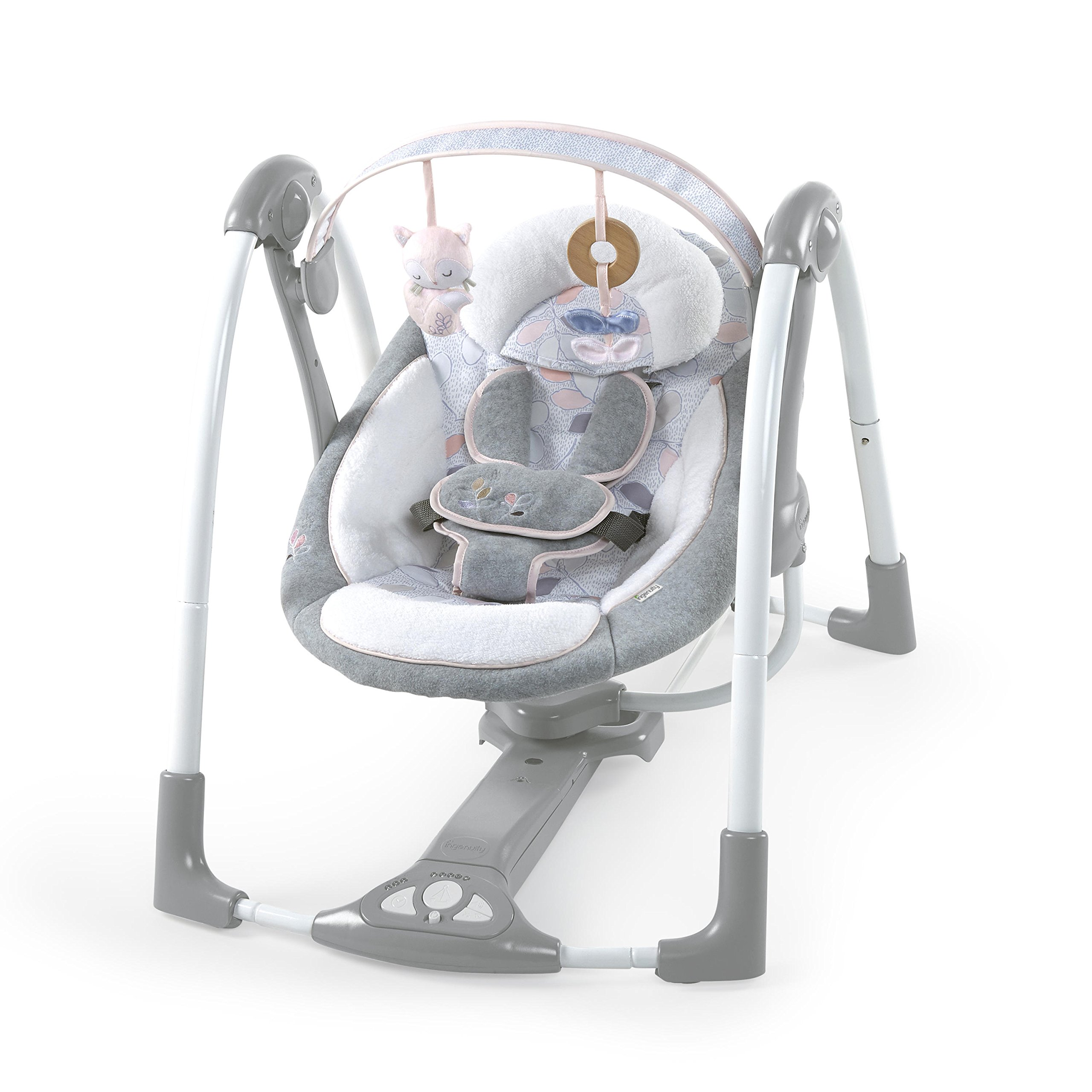 Ingenuity, Columpio Portátil Swing and Go - Boutique Collection - Arabella product image
