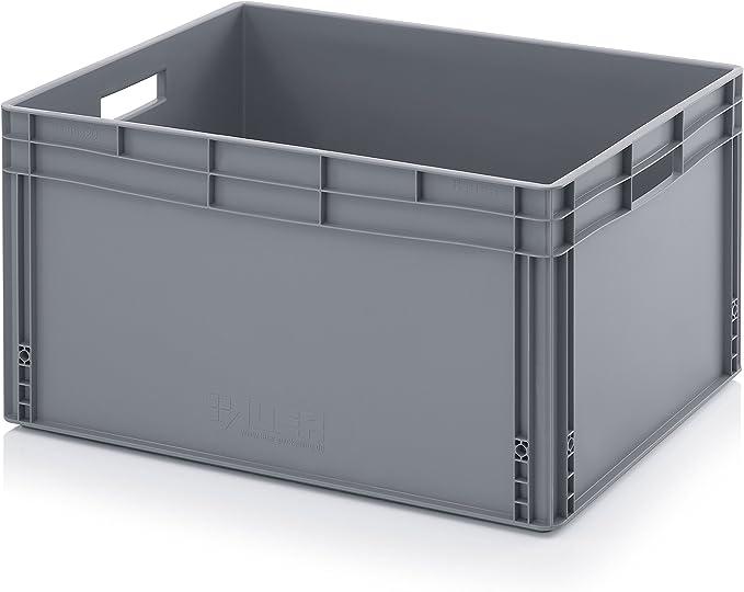80 x 60 x 42 cm cerrada Eurobox, 175 litros: Amazon.es: Bricolaje y herramientas