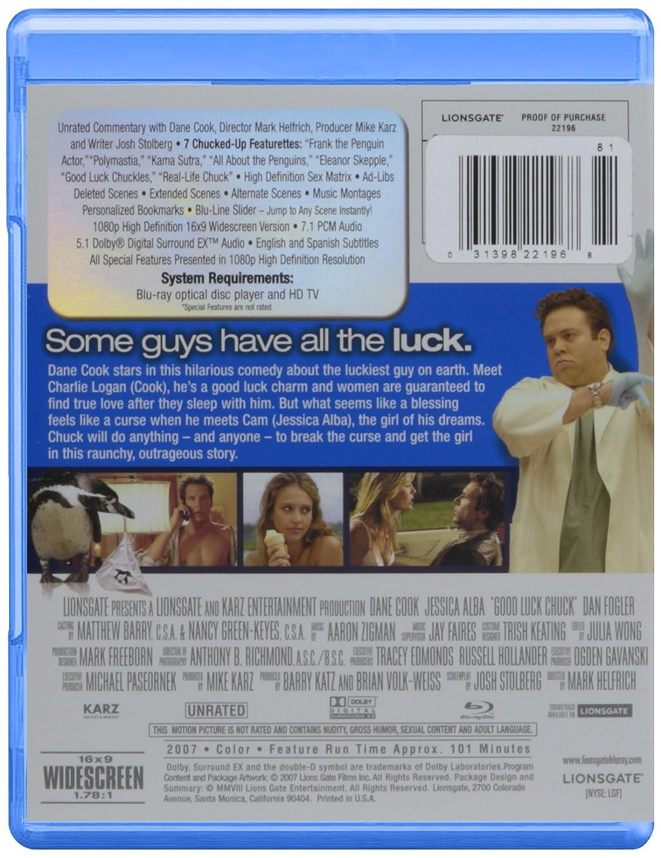 Dane cook good luck chuck sex scene #12