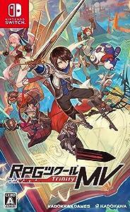 RPG Maker MV - Nintendo Switch (Original Japanese Version / Region Free + Sub-titles)
