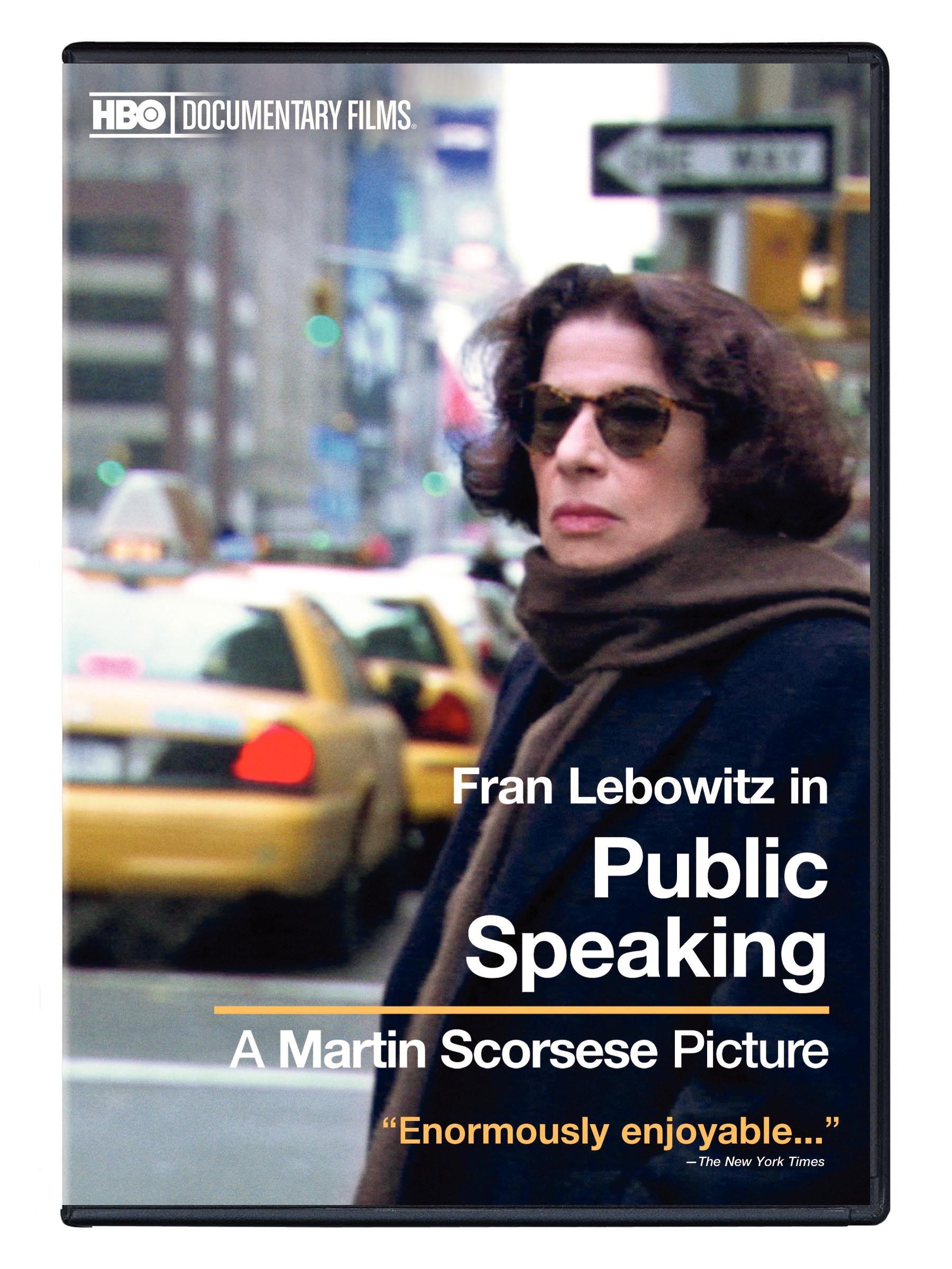 Public Speaking by HBO