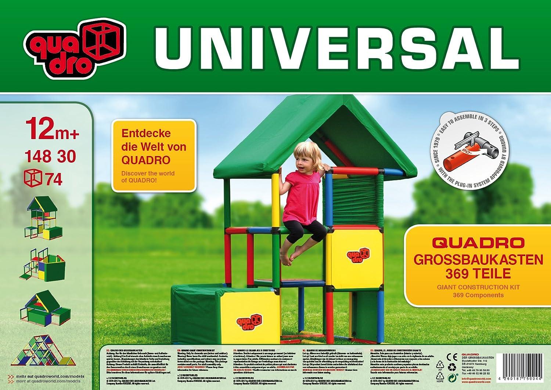 Quadro Universal Baukasten Klettergerüst