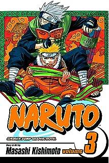 Amazon.com: Naruto, Vol. 4: Heros Bridge (0782009183730 ...
