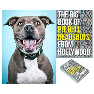 The Big Book of Pit Bull Headshots from Hollywood