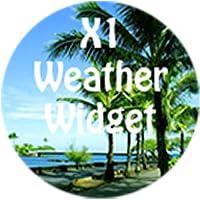 X1 Weather Widgets