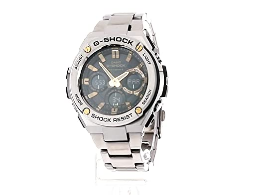 Amazon.com: CASIO G-SHOCK G-STEEL GST-W110D-1A9JF MENS JAPAN IMPORT: Watches