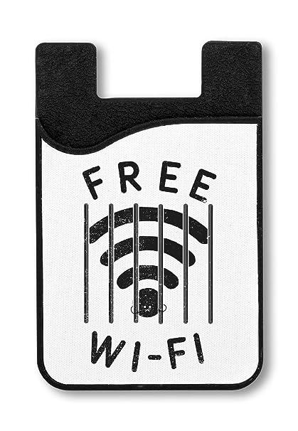 Free WiFi Titular de la Tarjeta de crédito para Smartphone ...