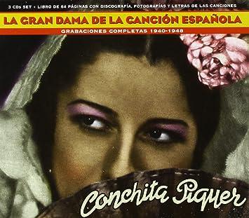 La Gran Dama De La Cancion Espanola 1940 - 1948. Complete Recordings. - Amazon.com Music