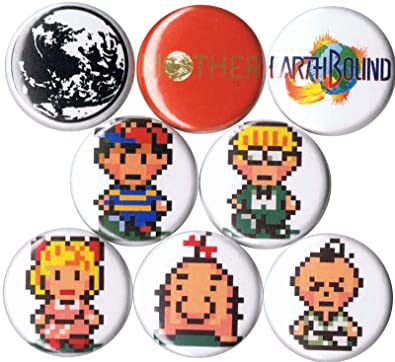 Earthbound x 8 New 1