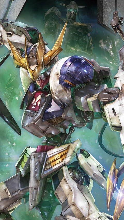 機動戦士ガンダム 鉄血のオルフェンズ ガンダムバルバトスルプスレクス XFVGA(480×854)壁紙 画像61636 スマポ