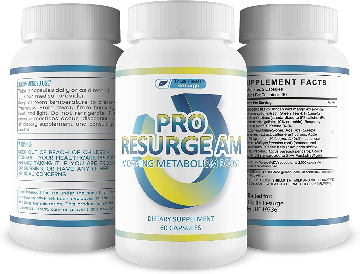 Resurge Reviews - Is Resurge Supplement Legit?