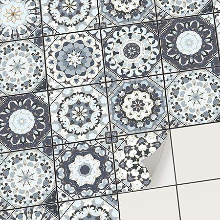 Sticker Carrelage Autocollant Mural Adhesif I Revetement Adhesif