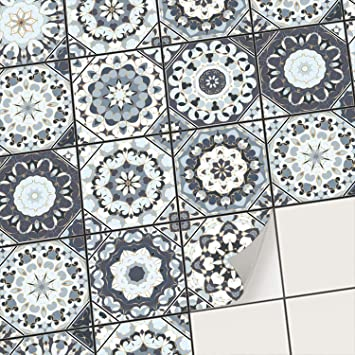 Carrelage Autocollant Sticker Decoration Carreau Moderniser