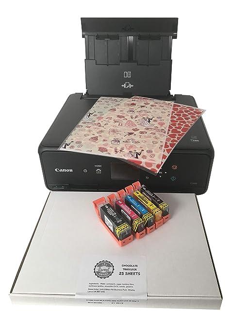 Comestible impresora Kit de iniciación para impresión DE ...