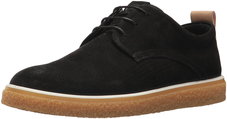 Ecco Crepetray, Zapatos de Cordones Derby para Mujer 35 EU|Negro (Black/Powder)