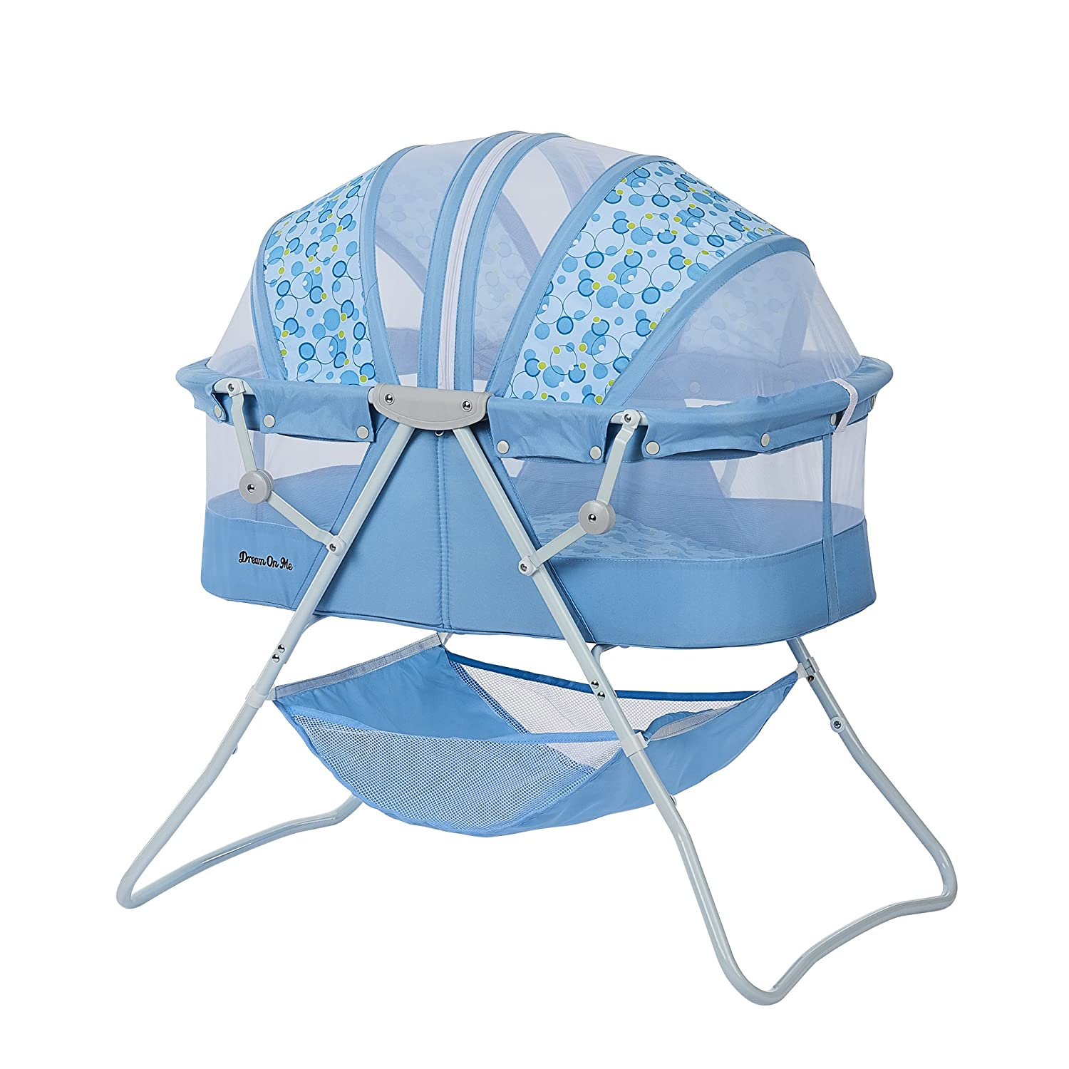 Dream On Me Karley Bassinet, Grey Dream on Me Dropship 441-GRY