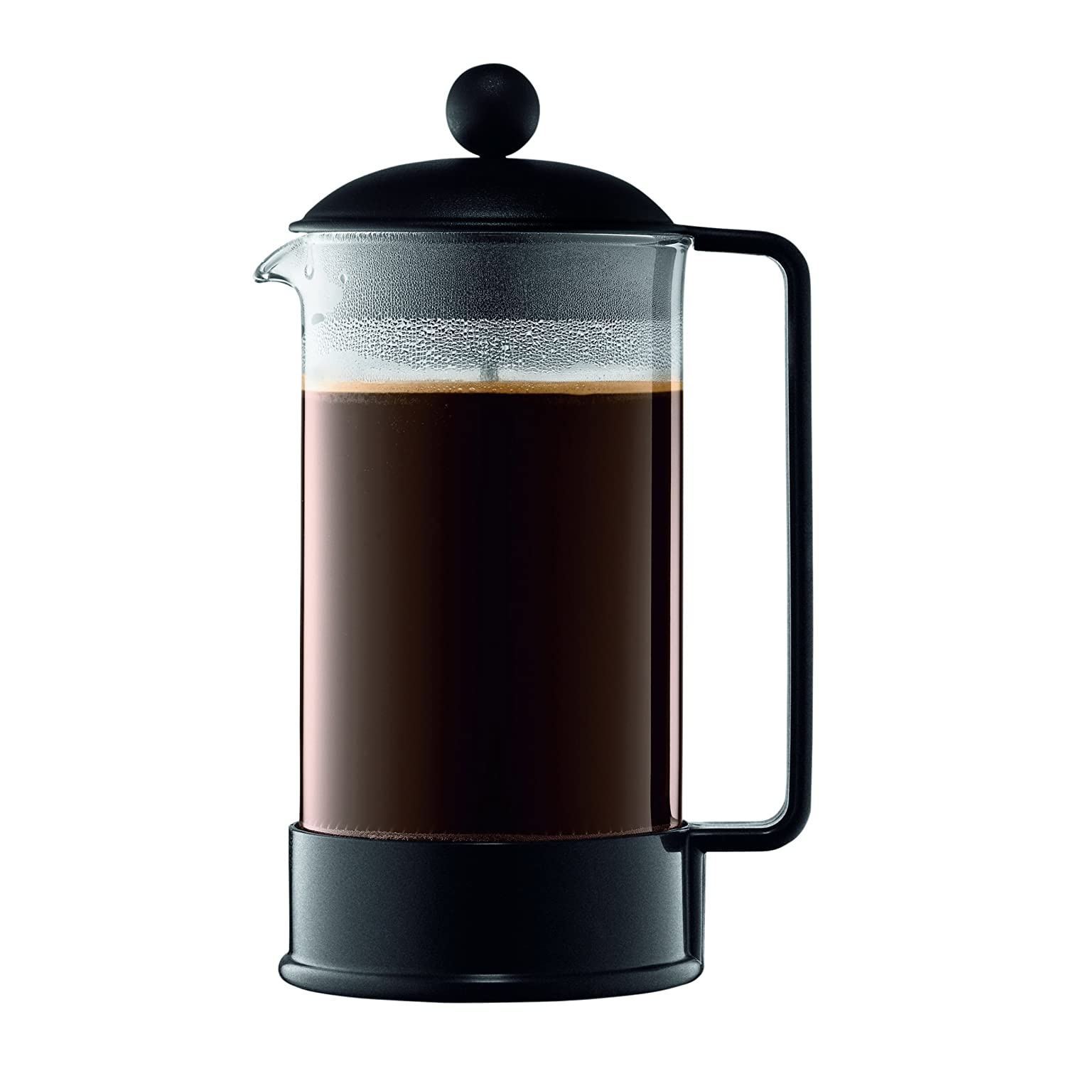 best french press : bodum 1548-01us brazil french press coffee and tea maker
