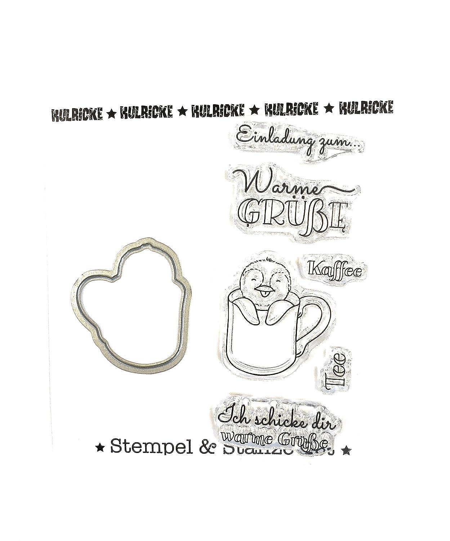 Kulricke Felix Zauberhaft mit Stanze Stempel Scrapbooking Stamping Stamp basteln Kartenbasteln Craft Hobby