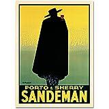 Trademark Fine Art Porto and Sherry Sandeman Wall Decor, 14 by 19-Inch