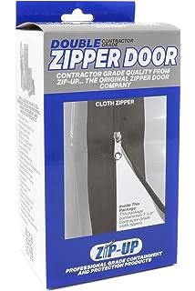 Amazon Com Zipwall 2 Pack Heavy Duty Zipper For Dust Barriers