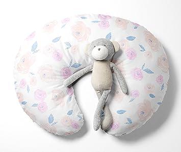 Boppy 8079904390000 Nursing Pillow Case Cotton French Rose