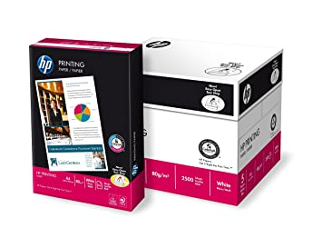 Hp chp210 druckerpapier kopierpapier 80g m² a4 500 blatt 5er pack